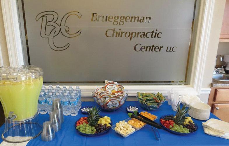 About Brueggeman Chiropractic Center